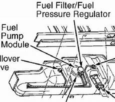 98 dodge ram up fuel filter location 1998 dodge ram location of the fuel filter