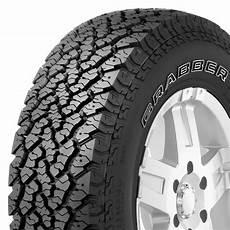 General 174 Grabber At2 Tires