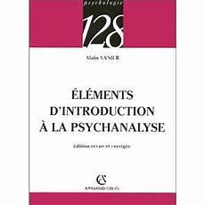 une introduction 224 la psychanalyse broch 233 alain vanier