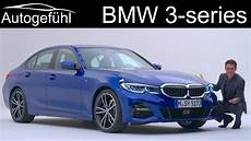 All New Bmw 3 Series 2019 Review G20 Exterior Interior 3