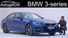 3er Bmw G20 - all new bmw 3 series 2019 review g20 exterior interior 3
