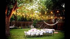 backyard weddings on a budget youtube