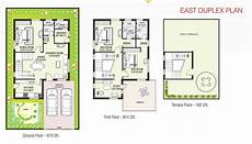 east facing duplex house plans east facing duplex house floor plans