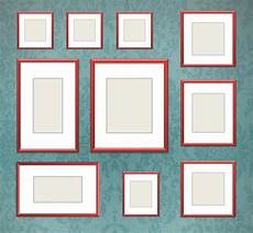 bilder richtig aufhängen anordnung anleitung bilderrahmen aufh 228 ngen