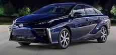 Toyota Mirai 2020 De Yeni Versiyonu Ile Geliyor