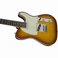 Fender American Elite Telecaster Rw Tobacco Sunburst At