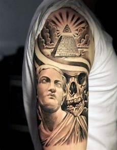 illuminati god 100 illuminati tattoos for enlightened design ideas