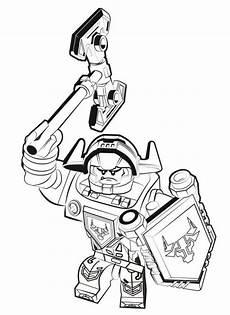Nexo Knights Lance Ausmalbilder Ausmalbilder