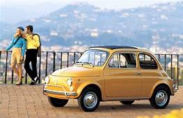 Italy 1970 1971 Fiat 500 Leads 128 Up To 2 – Best