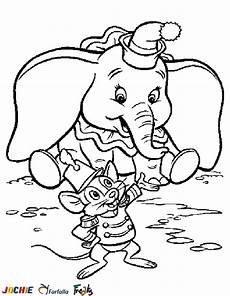 Gratis Malvorlagen Dumbo Dumbo Ausmalbilder Malvorlagen Animierte Bilder Gifs