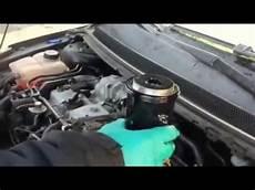 tuto astuce changement filtre 224 gazole sur ford focus