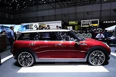 neuer mini clubman 2015 new mini clubman to show all six doors in production form