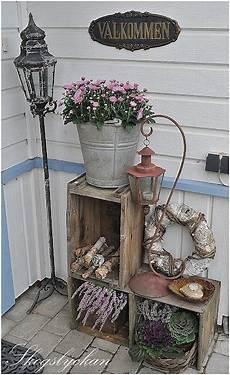 regal aus weinkisten obstkisten gartenstyle porch