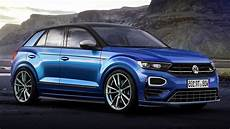 2019 Vw T Roc R Testing On The Ring Enzowerks Automotive