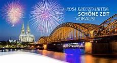 Silvester Flusskreuzfahrten A Rosa Donau 2019 Rhein