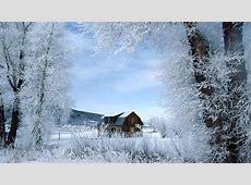 Winter Wonderland Desktop Background (54  images)