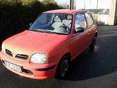 nissan micra k11 1a zustand das ideale anf 228 nger tolle