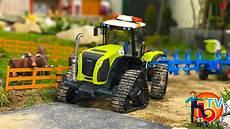 Malvorlagen Claas Xerion Rc Bruder Tractors Claas Xerion On Tracks Fendt Deutz Lemken