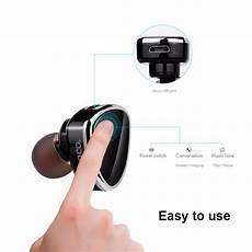 Hoco Plus Bluetooth Single Wireless Hanging by Hoco E7 Mini Wireless Bluetooth Earphone In Ear Invisible