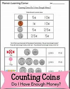 free counting coins worksheets of a homeschool