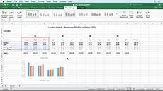 Learn Excel For Mac 2016 The Basics