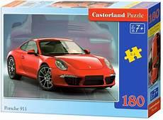 pieces porsche 911 castorland porsche 911 puzzle 180 pieces hobbies