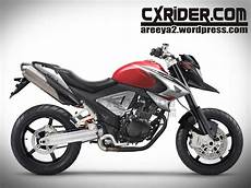 Modifikasi New Megapro Supermoto by Konsep Modifikasi Honda New Megapro Fi Supermotard