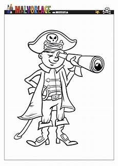 bilder zum ausmalen din a4 drucke selbst gratis malvorlage kleiner pirat