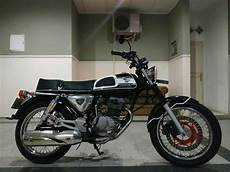 Megapro Modif Cb by Honda Megapro Modif Cb 125 Japstyle Motorbikes On