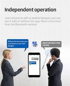 Bobovr Languages Intelligent Learning Translate Real by Bobovr P2 40 Languages Ai Intelligent Learning Translate
