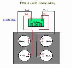 1960 Cabinet Wiring Diagram Marshallforum