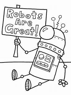 Malvorlagen Roboter Free Malvorlagen Fur Kinder Ausmalbilder Roboter Kostenlos