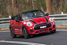 2017 mini cooper works convertible review