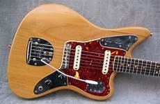 fender jaguar guitar in finish with tortoiseshell
