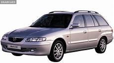 Mazda 626 Kombi - mazda 626 wagon 2 0i glx 5 doors 115 hp automatic