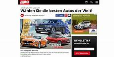 Auto Zeitung Gewinnspiel Leserwahl Auto Trophy 2017 Bmwx3
