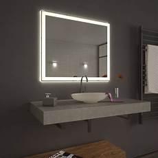 Badezimmerspiegel Mit Led Beleuchtung - badezimmerspiegel mit beleuchtung velen bad und sauna