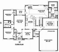 1900s house plans traditional style house plan 3 beds 2 00 baths 1900 sq