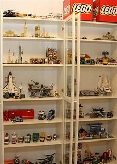 Glasvitrine Selber Bauen - lego modelle im ikea billy regal mit vitrinent 252 ren im test