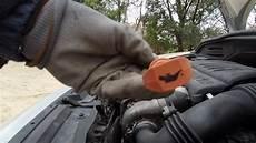 peugeot 207 1 6 hdi nouvelle jauge d huile moteur