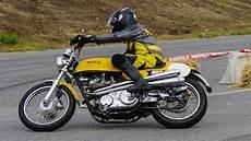 Bretagne Moto Classic 1er Juillet Les Motos Anglaises