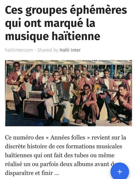 Haiti Musique