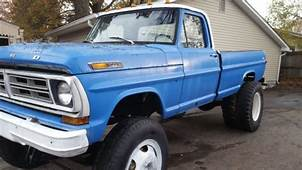1972 Ford F600