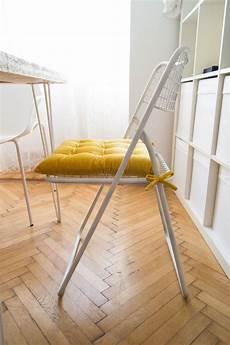 Metallsessel Restaurieren Entrosten Und Lackieren Stuhl