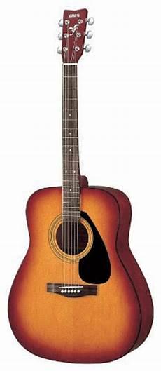 gitarren und len đ 224 n guitar acoustic yamaha f310 tobacco brown sunburst