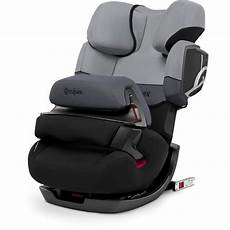 Cybex Pallas 2 Fix Isofix Car Seat Black
