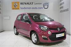 Voiture Occasion Renault Twingo Ii 1 2 Lev 16v 75 Eco2