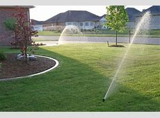 Yard Irrigation Systems in Independence & Kansas City Area