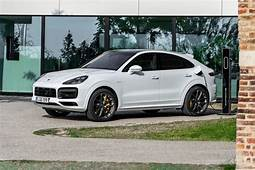 2020 Porsche Cayenne Coupe Goes Green With New E Hybrid