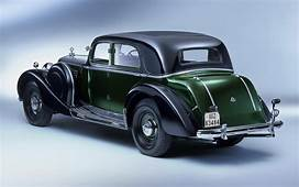 1938 Maybach Zeppelin DS8 Coupe Limousine  Wallpapers And